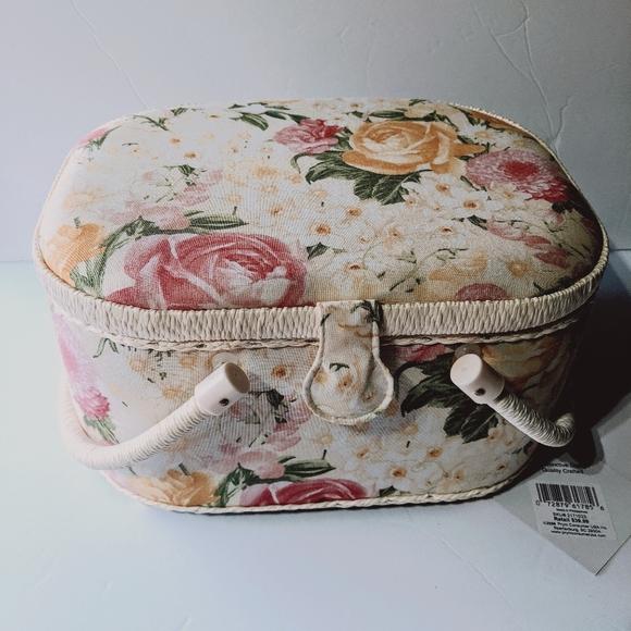 NWT Sewing Basket